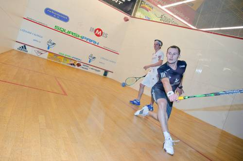 Gregory Gaultier – squash